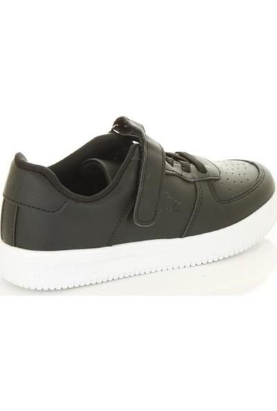 Lumberjack Fınster Pu Jr Siyah - Çocuk - Günlük Ayakkabı