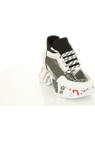 Marine Shoes 47 Beyaz - Kadın - Spor Ayakkabı
