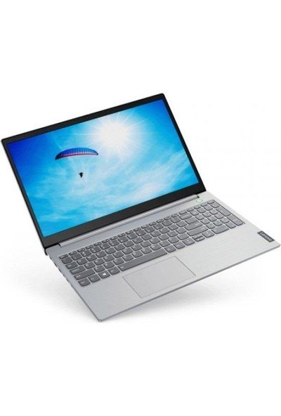 "Lenovo ThinkBook Intel Core i5 1035G1 8GB 256GB SSD Freedos 15.6"" FHD Taşınabilir Bilgisayar 20SM0038TX"