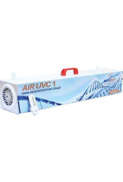 Eurotech Uvc Air 3 Hava Dezenfeksiyon Ultraviyole Sistemi