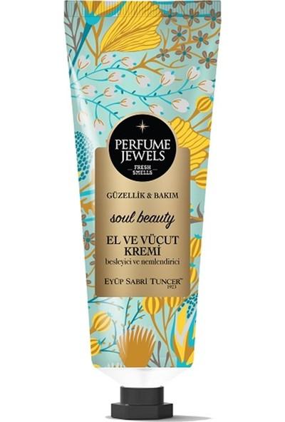 Eyüp Sabri Tuncer Perfume Jewels Soul Beauty El Kremi 50ML