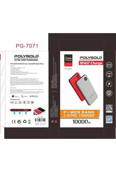 PolyGold PG7071 21.A Pro 10.000 mAh Powerbank