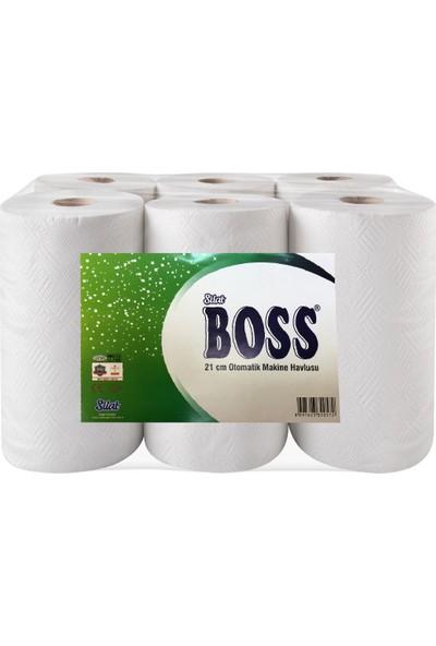 Boss Fotoselli Havlu 6' Lı