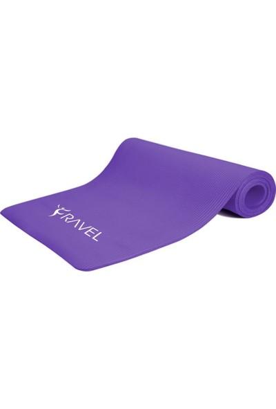 Ravel Taşıma Askılı 10 mm Deluxe Foam Pilates Minderi Yoga Matı