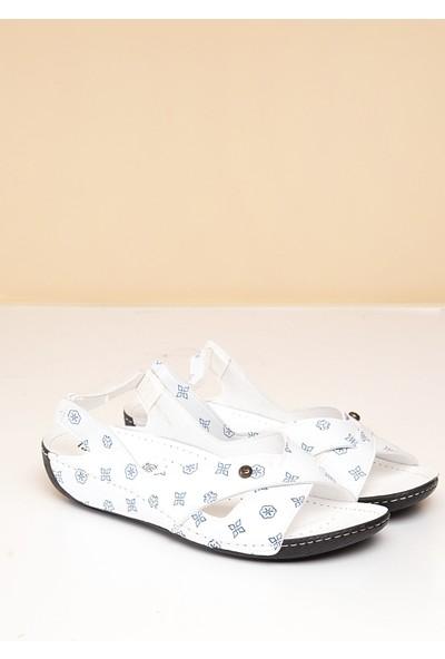 Pierre Cardin Kadın Günlük Sandalet