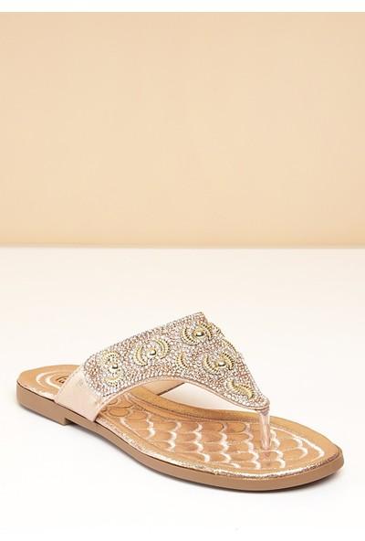 Pierre Cardin Kadın Parmak Arası Sandalet