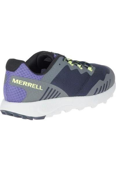 Merrell Fluxion Navy/Velvet J49046 Kadın Outdoor Ayakkabı