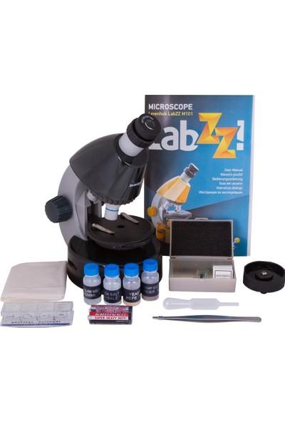 Levenhuk Labzz M101 Moonstone Microscope For Kids