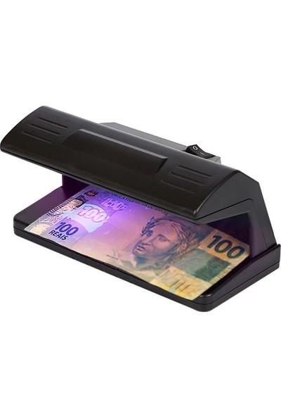 Evim Shopping Counterfeıt Detector Sahte Para Tespit Cihazı Makinesi Kontrol Dedektörü Aleti Mor Işıklı Elektrikli
