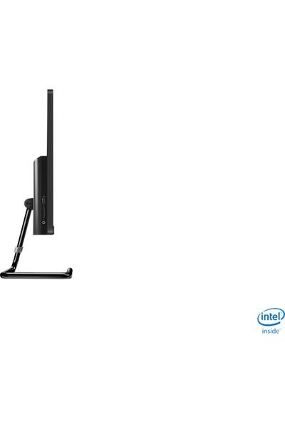 """Lenovo IdeaCentre A340-24IWL Intel Core i5 10210U 8GB 512GB SSD Freedos 23.8"""" FHD All In One Bilgisayar F0E800GXTX"""