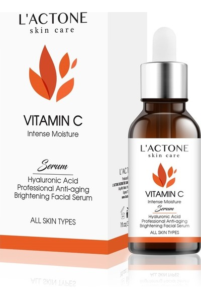 L'actone C Vitamin Serumu 30 ml