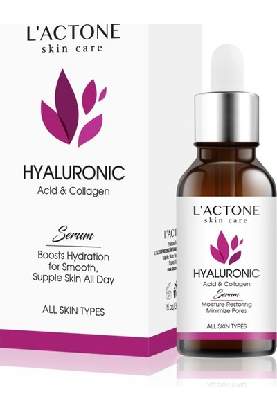 L'actone Hyalunorik Asit Serum 30 ml