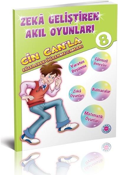 Cin Can'la Eğlenerek Öğrenme Zamanı 8. Sınıf