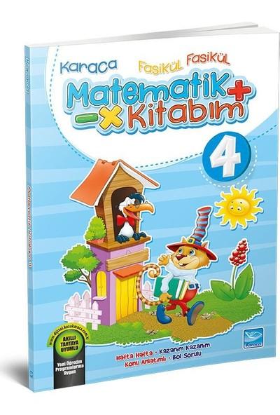 Karaca Yayınevi Fasikül Fasikül Matematik Kitabım 4. Sınıf