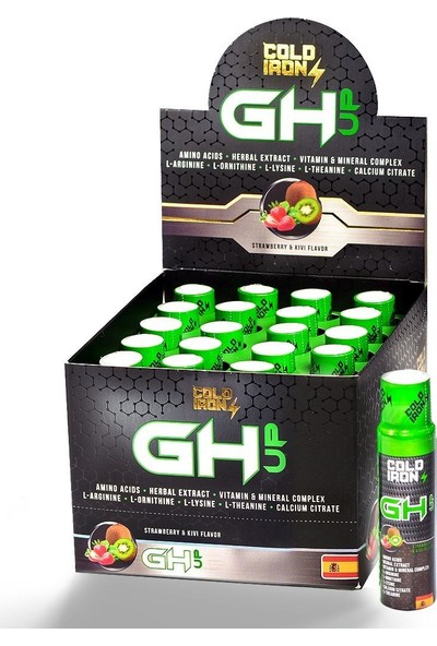 Cold Iron® Gh Up 20 Servis