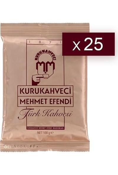 Mehmet Efendi Kahvesi 100 gr 25'li