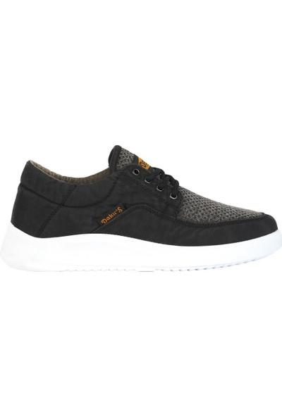 Dakırs 2002 Siyah File Yazlık Erkek Sneakers Spor Ayakkabı