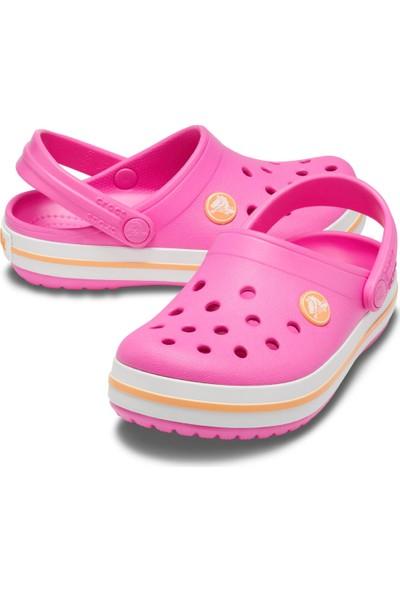 Crocs Crocband Clog K Pembe Çocuk Terlik