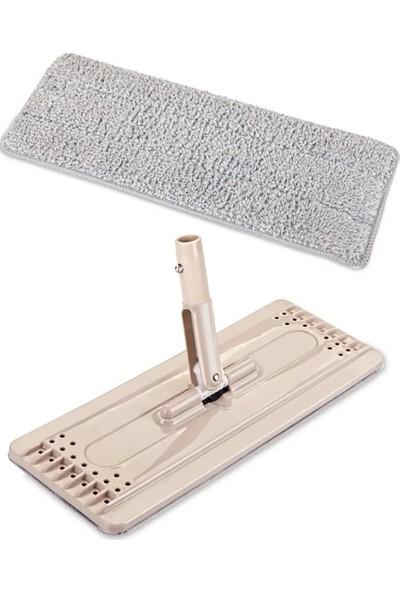 Meleni Home Magic Flat Tablet Mop Set Yeni Nesil Temizlik Seti 4 Bezli