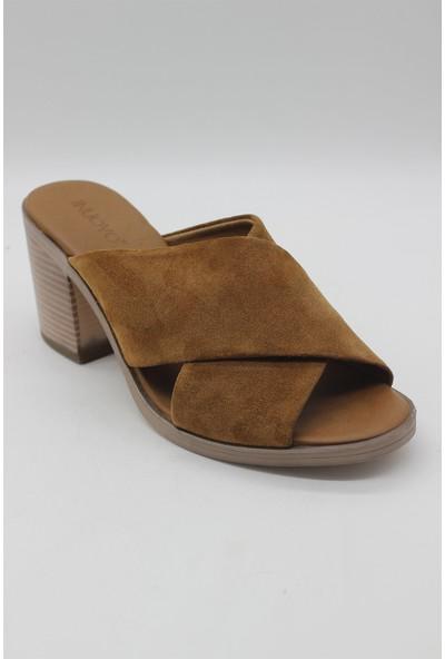 Lamartin Shoes Kadın Deri Comfort Terlik