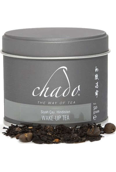 Chado Wake-Up Tea 50 gr
