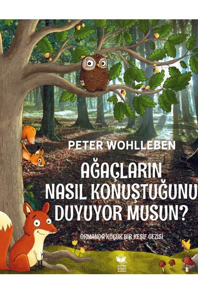 Ağaçların Nasıl Konuştuğunu Duyuyor Musun? - Peter Wohlleben
