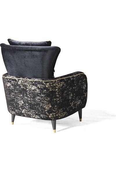 Yıldız Mobilya Rachel Luxury Berjer