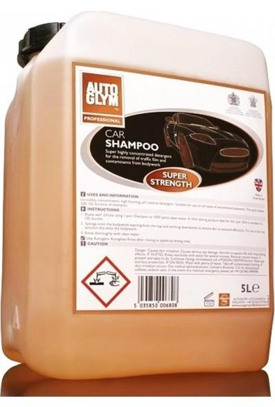 Autoglym Car Shampoo Super Strength 5 lt (Süper Güçlü Şampuan 5 lt.)