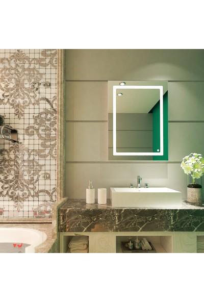 Camex Led Işıklı Dekoratif Banyo Aynası