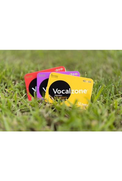 Vocalzone Frenk Üzüm Şekersiz 12 Takviye Edici Gıda