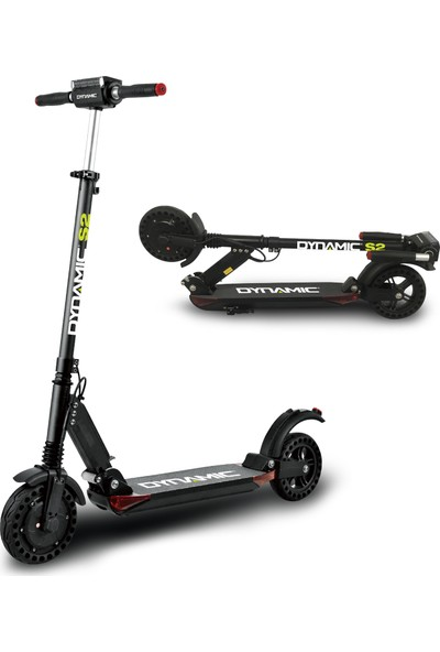 Dynamic S2 E-Scooter, Elektrikli Scooter
