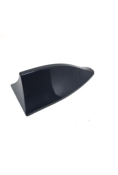 Uzay Seat Uyumlu Siyah Balık Sırtı Anten
