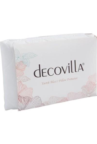 Decovilla Kapitone Yastık Alezi 50 x 70 cm Sıvı Geçirmez