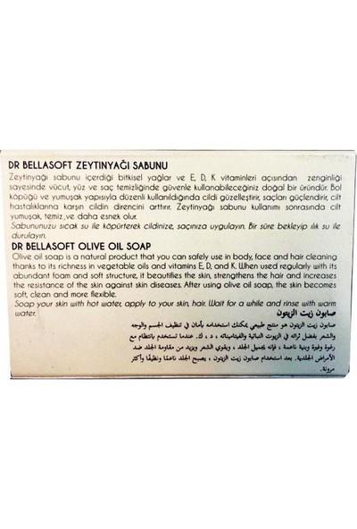 Dr Bellasoft Katkısız Doğal Zeytinyağı Sabunu 130 gr