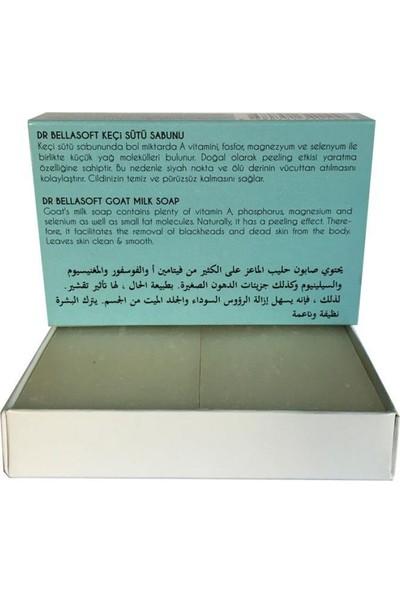 Dr Bellasoft Katkısız Doğal Keçi Sütü Sabunu 130 gr