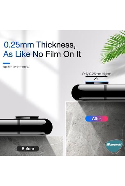 Microsonic Apple iPhone Se 2020 Kamera Lens Koruma Camı