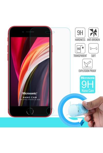 Microsonic Apple iPhone Se 2020 Nano Cam Ekran Koruyucu
