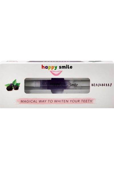 Happy Smile Böğürtlen Diş Beyazlatma Kalemi