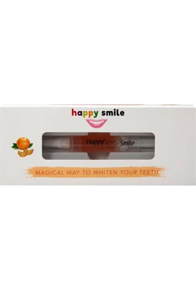 Happy Smile Mandalinalı Diş Beyazlatma Kalemi