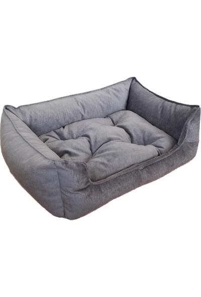 Mavi Vitrin Elite Kedi Köpek Yatağı 50 x 40 x 17 cm