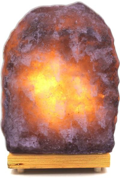 Çankırı Tuzcusu 2 Adet 4-5 kg Doğal Çankırı Tuz Lambası