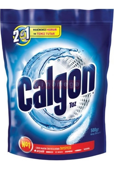 Calgon 500GR - 18'li Koli
