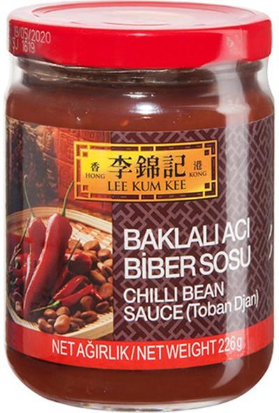 Lee Kum Kee Toban Djan - Baklalı Acı Biber Sosu 226 gr