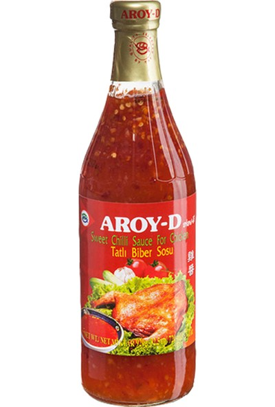 Aroy-D Tatlı Biber Sosu 920 gr