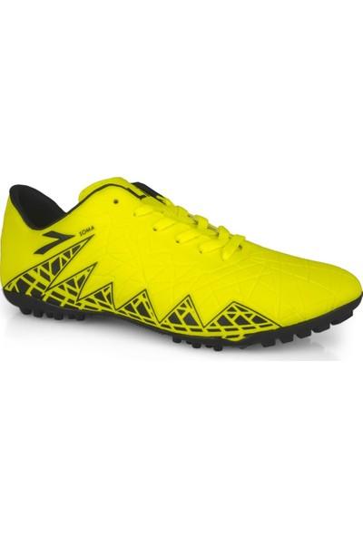 Lig Soma Halısaha Ayakkabısı Sarı 35