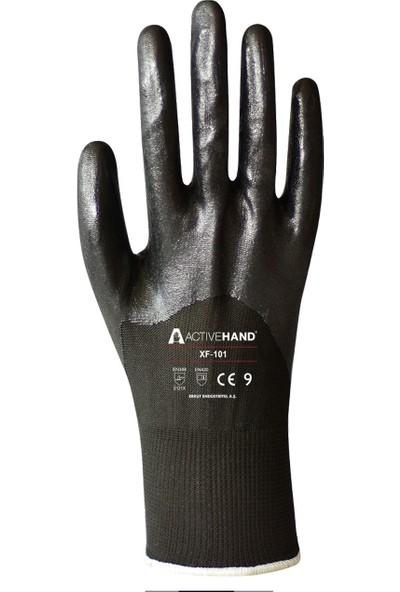 Activehand XF-101 No:9 Siyah