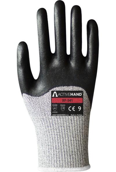 Activehand XF-541 No:9 Siyah
