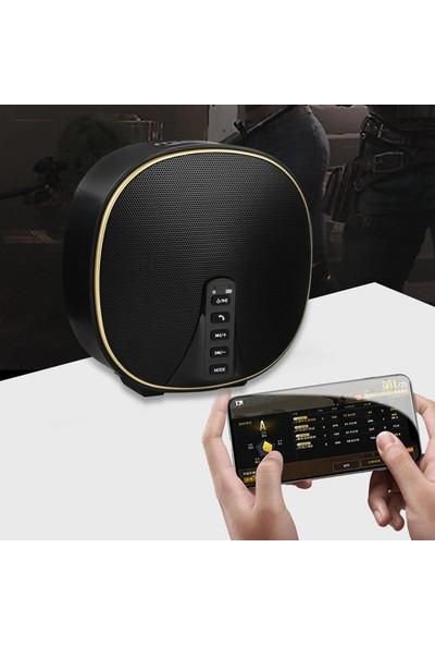 Musky Dy 52 Ultra Bass Bluetooth Taşınabilir Hoparlör