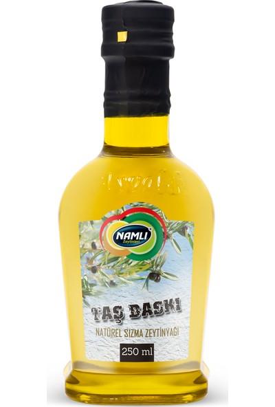 Namlı Zeytinleri Taş Baskı Sızma Zeytinyağı - 250 ml