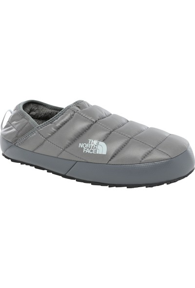 The North Face Thermoball Traction Mule V Erkek Terlik Gri